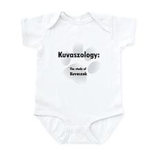 Kuvaszology Infant Bodysuit