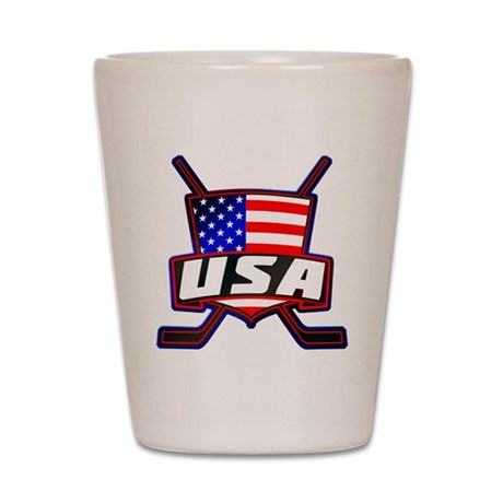 Custom Ceramic Shot Glass