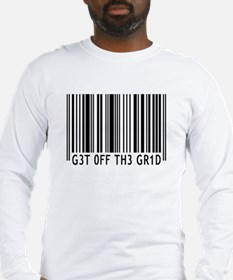 Get off the Grid | Long Sleeve T-Shirt
