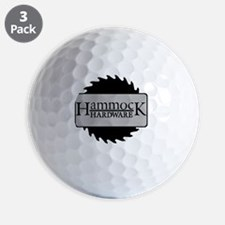 Hardware Logo Golf Ball