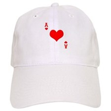 Ace of Hearts Cap