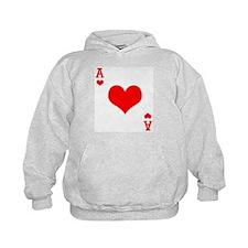 Ace of Hearts Hoody