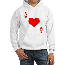 Ace of Hearts Jumper Hoody