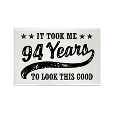 Funny 94th Birthday Rectangle Magnet