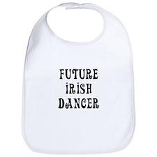 Future Irish Dancer Bib