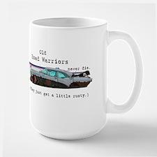 Road Warrior Large Mug
