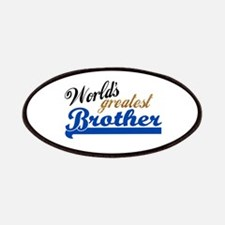Worlds greatest brother Patches
