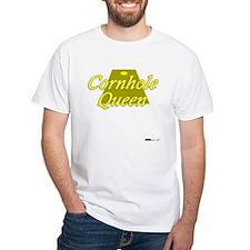 Cornhole Queen Shirt