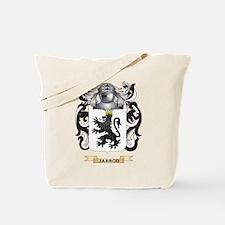Jarrod Coat of Arms (Family Crest) Tote Bag