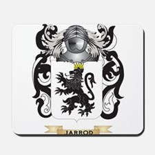 Jarrod Coat of Arms (Family Crest) Mousepad