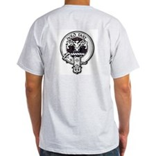MacLeod Ash Grey T-Shirt