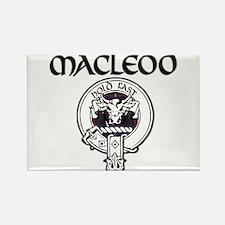 MacLeod Rectangle Magnet