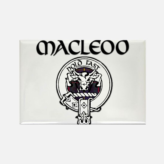 MacLeod Rectangle Magnet