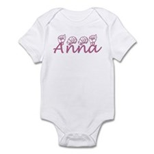 Anna Infant Bodysuit