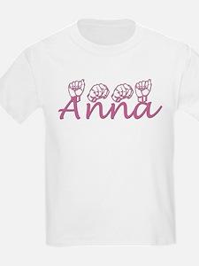 Anna Kids T-Shirt