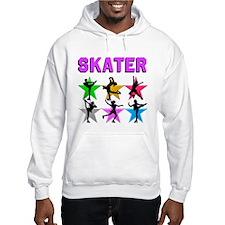 FIERCE ICE SKATER Hoodie