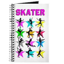 FIERCE ICE SKATER Journal