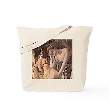 Primavera by Botticelli Tote Bag