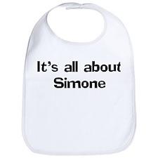 It's all about Simone  Bib