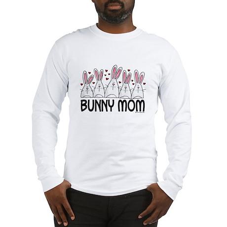 Bunny Mom II Long Sleeve T-Shirt