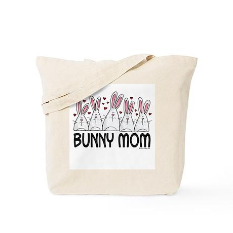 Bunny Mom II Tote Bag
