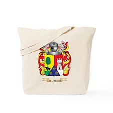 Jauregui Coat of Arms (Family Crest) Tote Bag