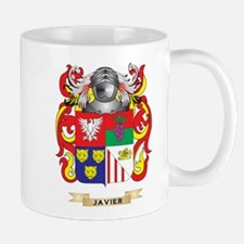 Javier Coat of Arms (Family Crest) Mug
