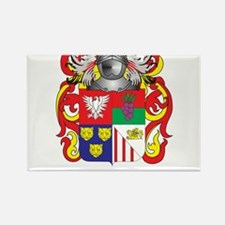 Javier Coat of Arms (Family Crest) Rectangle Magne