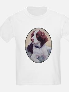 brittany spaniel Kids T-Shirt