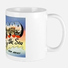 Wildwood New Jersey Greetings Mug