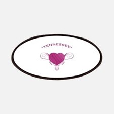 Tennessee State (Heart) Gifts Patches