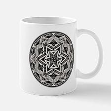 Between Worlds Mandala Mug