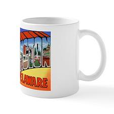 Wilmington Delaware Greetings Mug