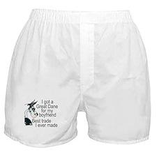 C H BF Trade Boxer Shorts