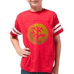 3-genpower_black Youth Football Shirt
