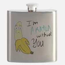 I'm Akayla Without You Flask