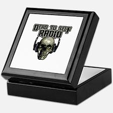 Dead To Self Radio Logo Keepsake Box