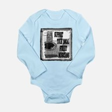 Support your local Street Musicians Body Suit