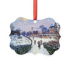 Boulevard Saint Denis Argenteuil  Ornament