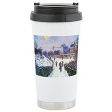Boulevard Saint Denis Argenteui Travel Mug