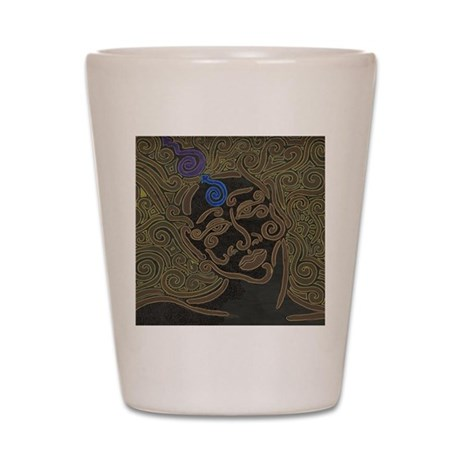 Enlightened Perception Shot Glass