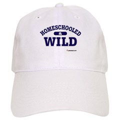 Homeschooled & Wild Baseball Cap