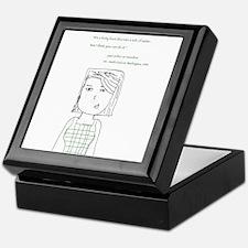 Jean Arthur Keepsake Box
