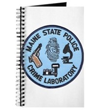 Maine State Police C.S.I. Journal
