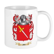 Jee Coat of Arms (Family Crest) Mug