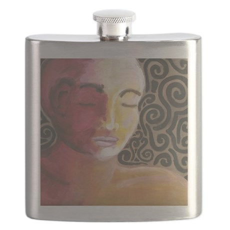 Meditative Contemplation #2 Flask