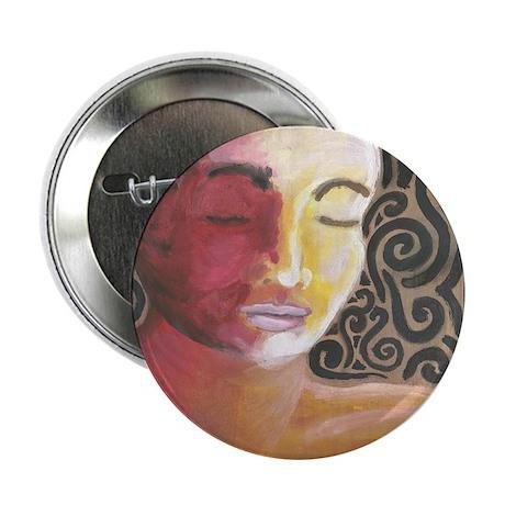"Meditative Contemplation #2 2.25"" Button"