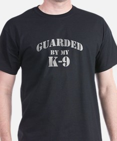 K-9: Guarded by T-Shirt