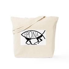 Epona Fish Tote Bag