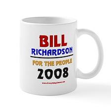 Bill Richardson 2008 Small Small Mug